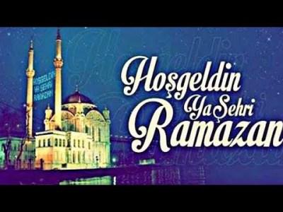 hoş geldin ya şehr-i ramazan mesajı