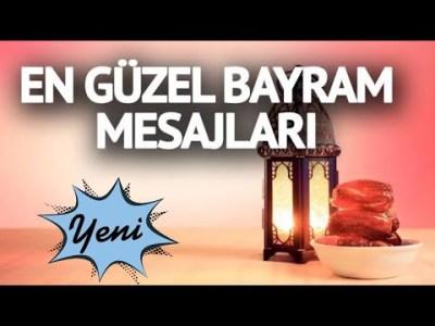 2021 ramazan bayramı mesajı