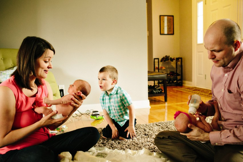 Fredericton Birth Photographer