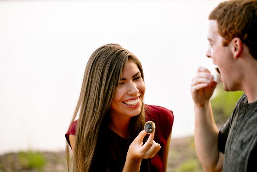 Washademoak Lake Engagement Photography
