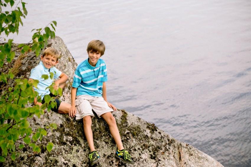 New Brunswick Lake Portraits
