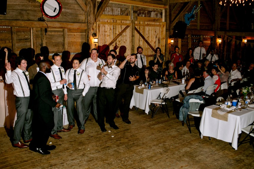 Music Barn Sackville Reception