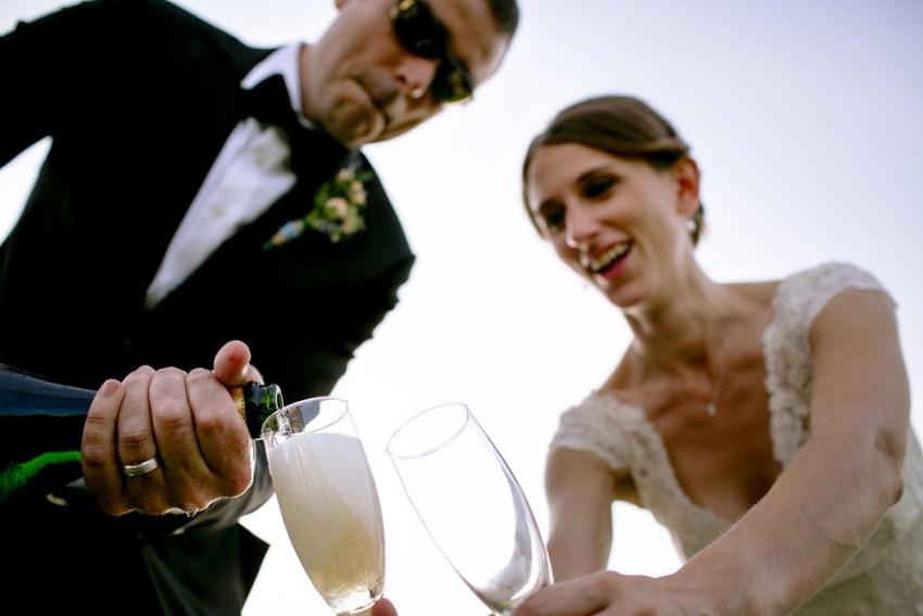 New Brunswick Beach Wedding Kandise Brown