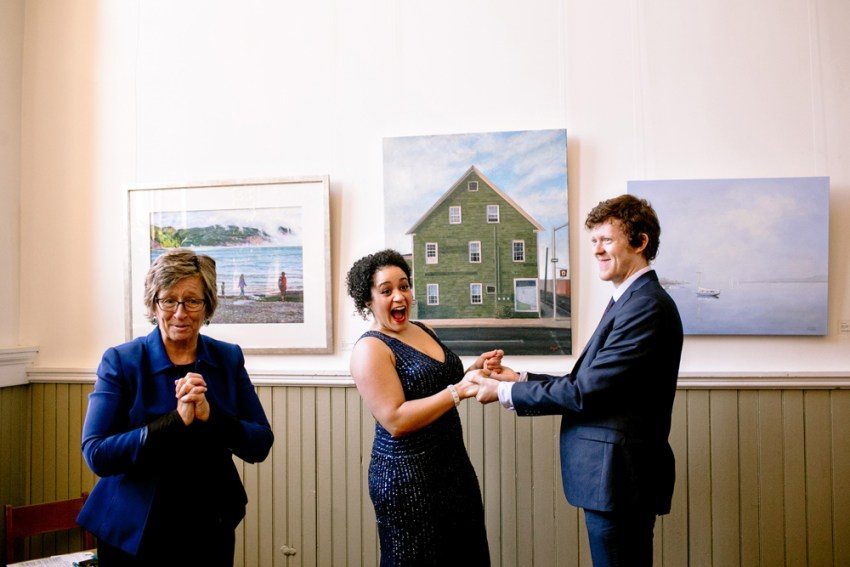 Fredericton Elopement Photographer Kandise Brown