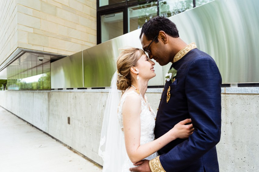 Sri Lankan Ukrainian Wedding Photography Fredericton NB by Kandise Brown