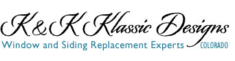K and K Klassic Designs, Inc., customized windows and house siding vendor in colorado, free estimate, personal service