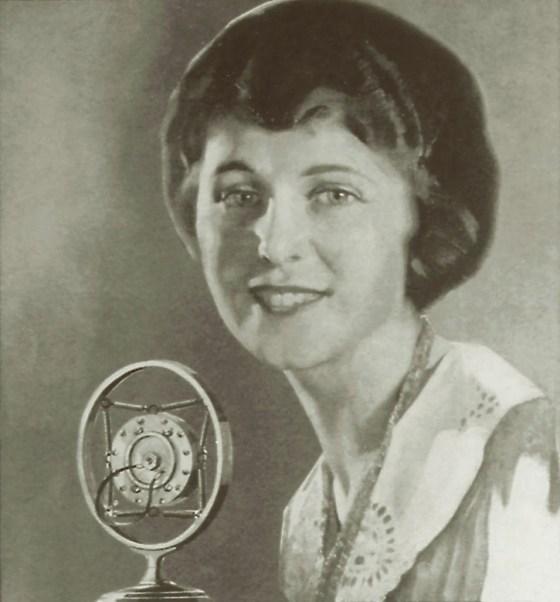 Betty Crocker on the Radio