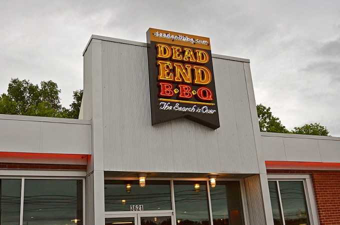 Knoxville Eats: Dead End BBQ