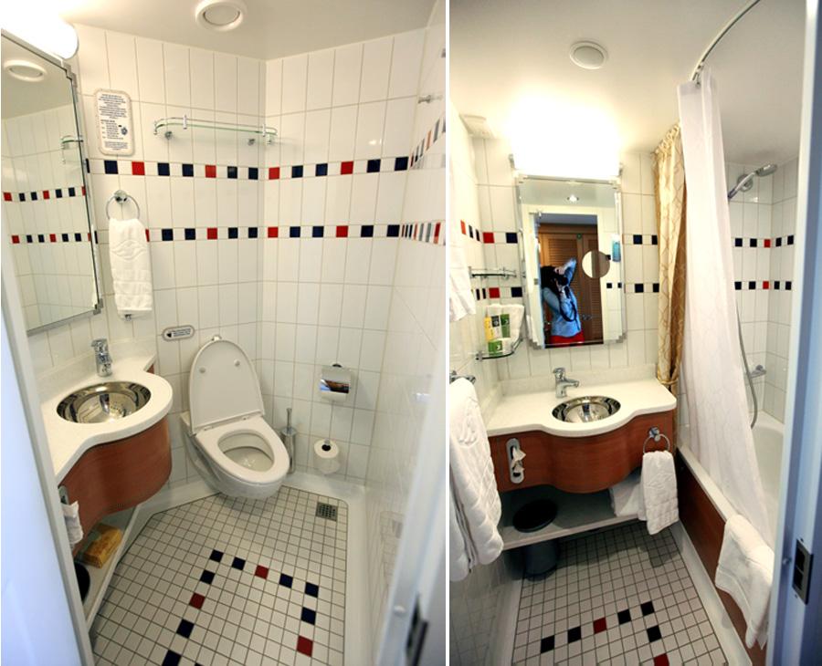 Split Bathroom