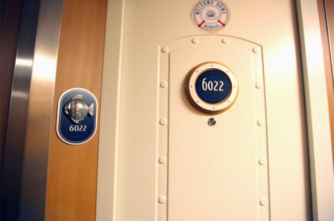 Disney Fantasy | A Look Inside Stateroom 6022