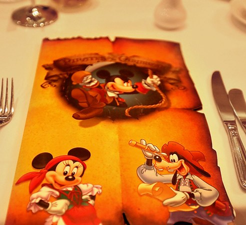 Disney Fantasy | Eastern Caribbean | Pirate Night at Royal Court