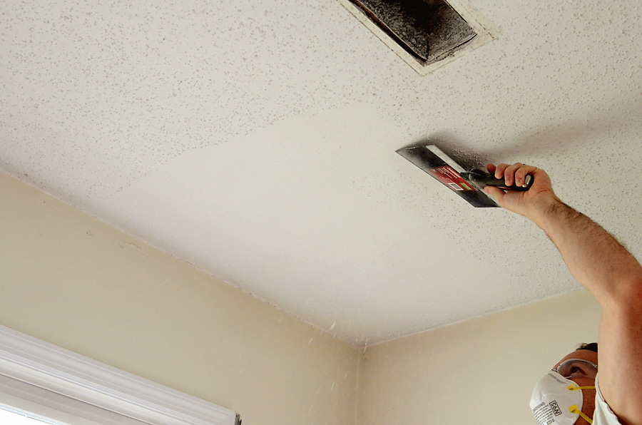 Scraping-Ceiling-2