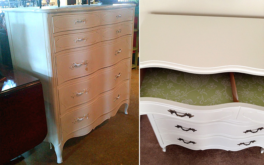 Serpentine-dresser-before-and-after