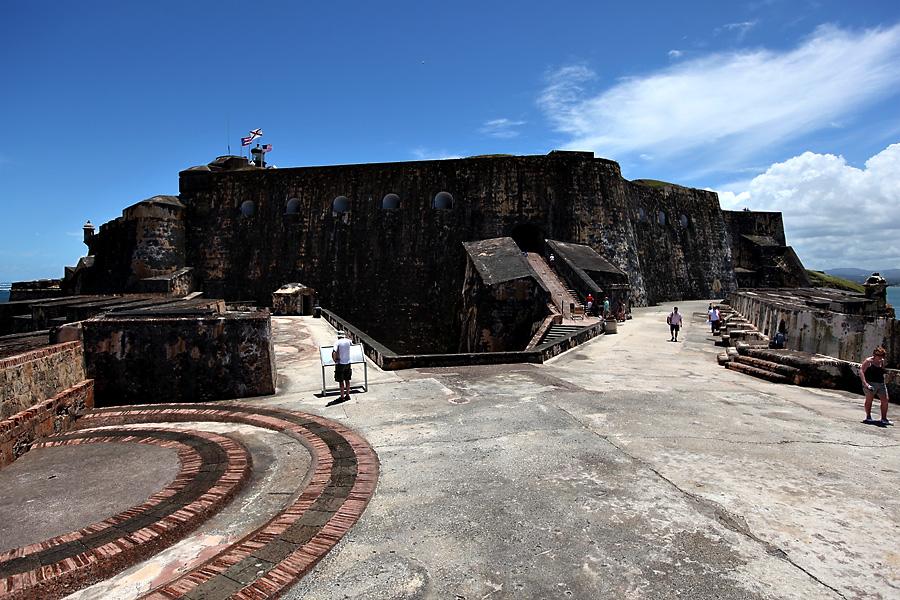 Castillo San Felipe Rear