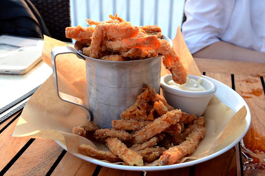 Bud & Alley's - Sweet Potato Fries