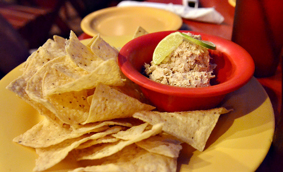 Cowgirl Kitchen - Smoked Tuna Dip
