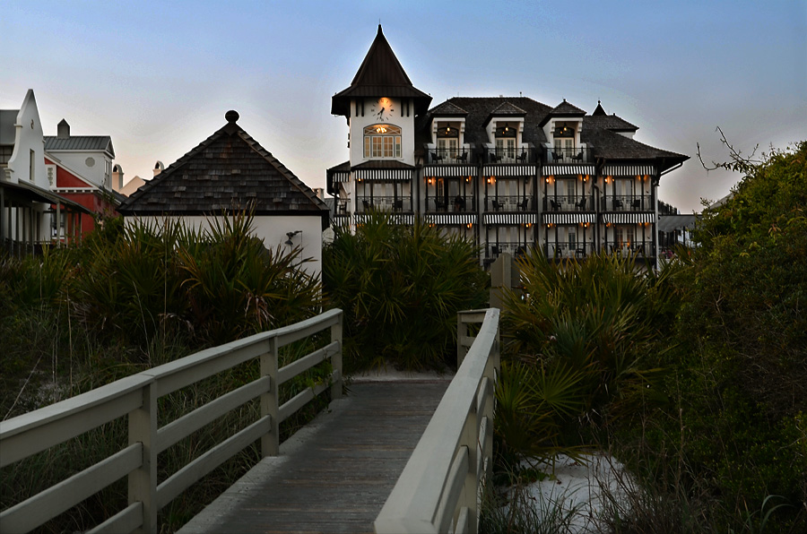 Rosemary Beach - The Pearl Hotel