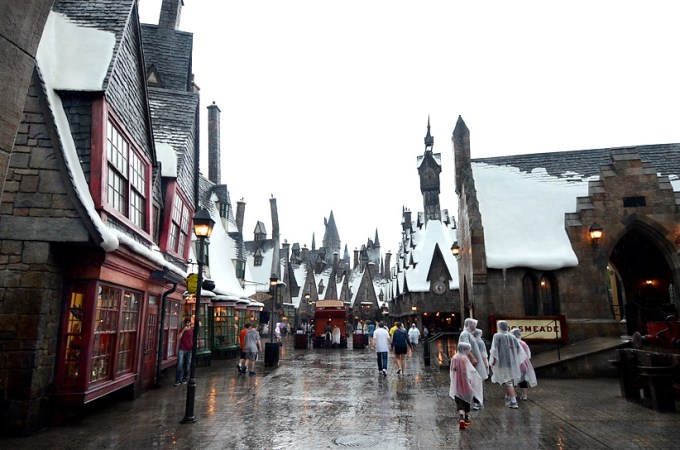Universal Studios : Wizarding World of Harry Potter