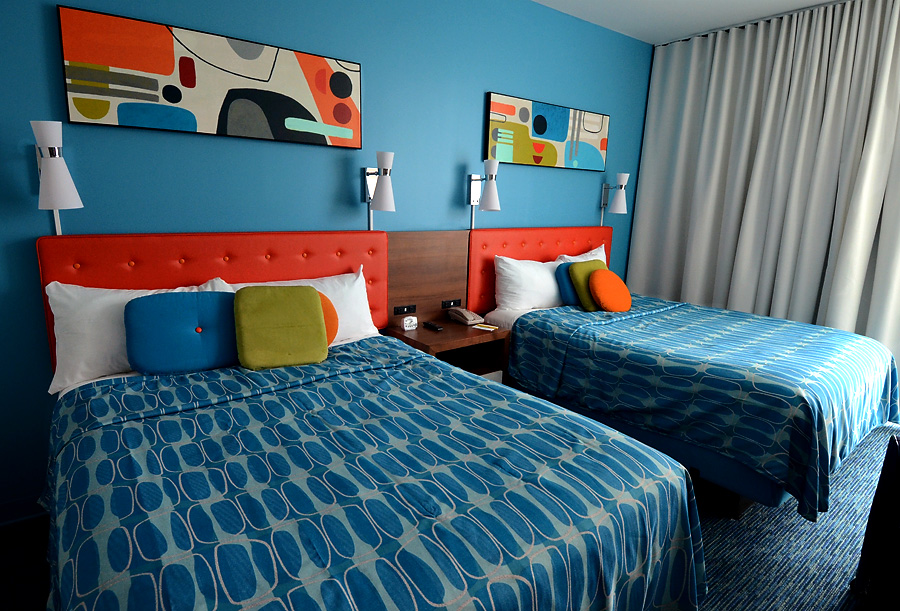 Cabana Bay Beach Resort Standard Room