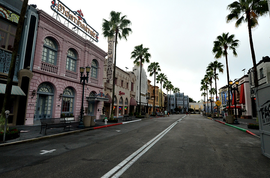 Universal Studios Hollywood Blvd