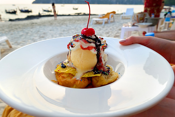 phi-phi-the-beach-resort-fried-banana-sundae