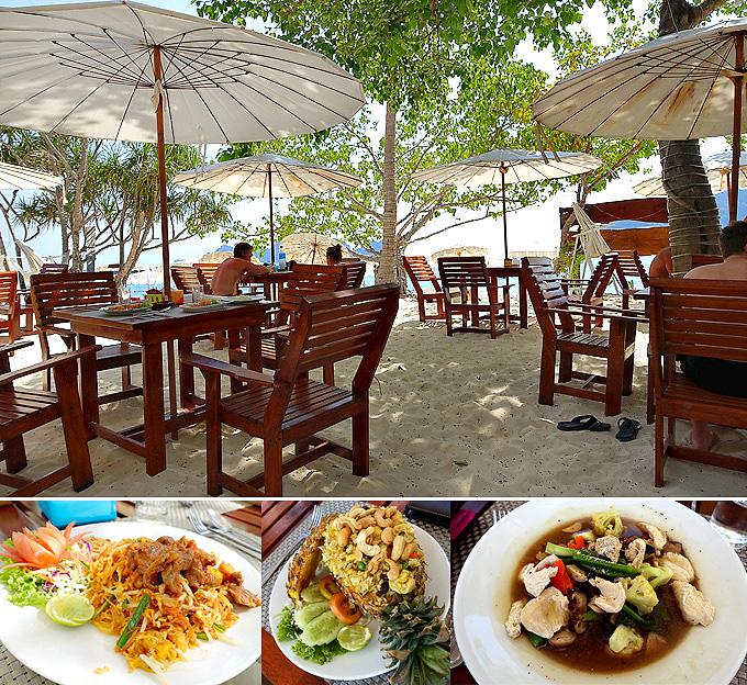 phi-phi-the- beach-resort-restaurant-collage