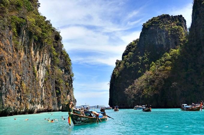 K&R Asian Adventure: Ko Phi Phi Ley