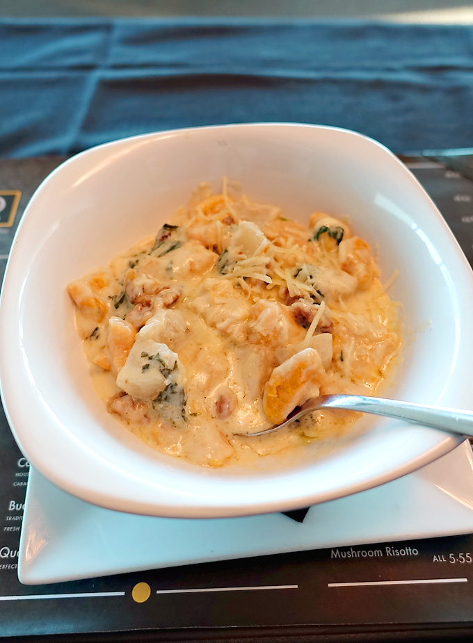 Primo-Italian-Restaurant-Sunsphere-Knoxville-Sweet-Potato-Gnocchi