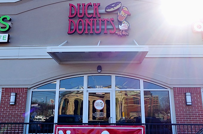 Knoxville Eats: Duck Donuts