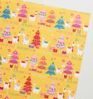 World-Market-Llama-Gift-Wrap