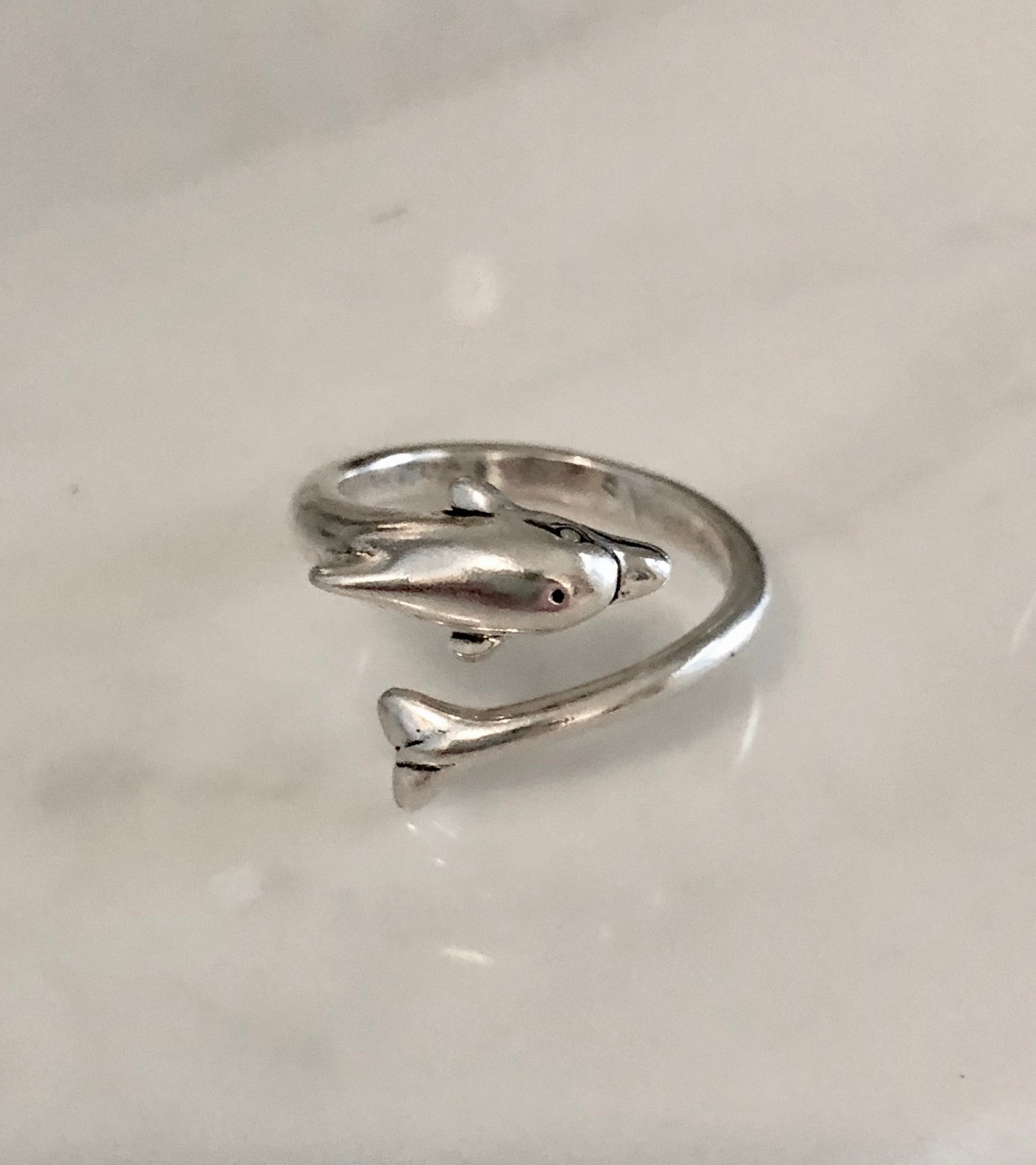 Dolphin Lovers Ring