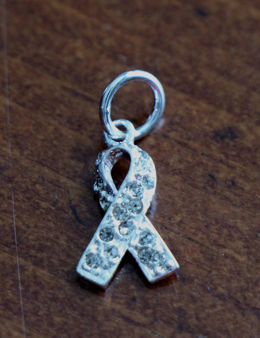 Clear Awareness Ribbon Lung Cancer Kandsimpressions