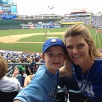 Kansas City Royals Game- Sports Jewelry