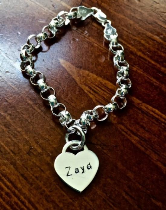 Adoption Pendant Necklace