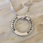 cancer survivor necklace