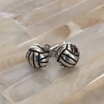 Volleyball Earrings- volleyball player gift