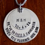 wedding daughter in law necklace