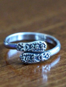 Marathon Runner Ring