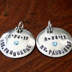 wedding wine charms toasting gift