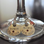wedding wine date toasting charms