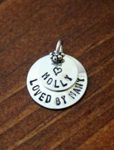 Surrogacy Adoption Layered Charms- Loved by Many