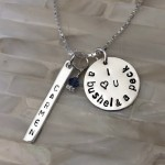 bushel and a peck name necklace