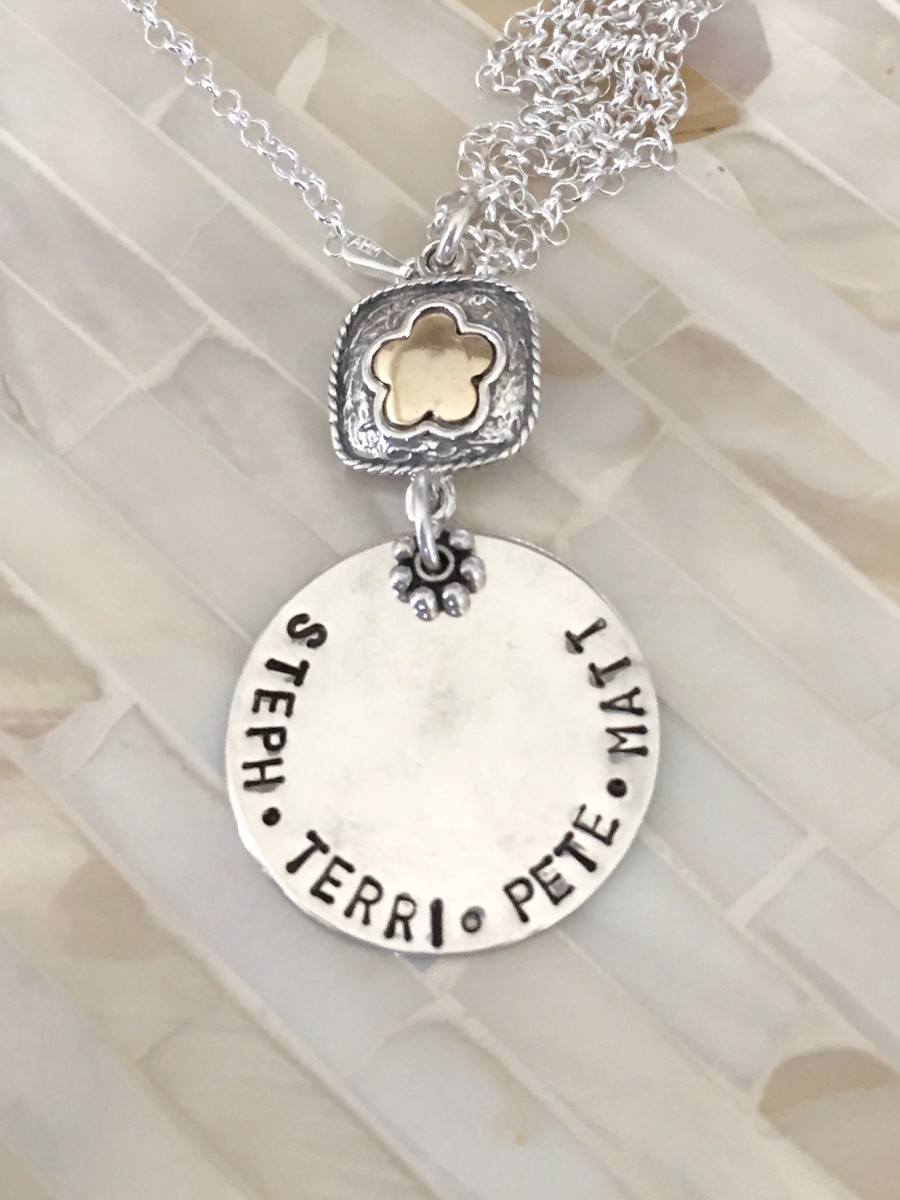 products personalized pendant necklace sterling jewelry silver apotie