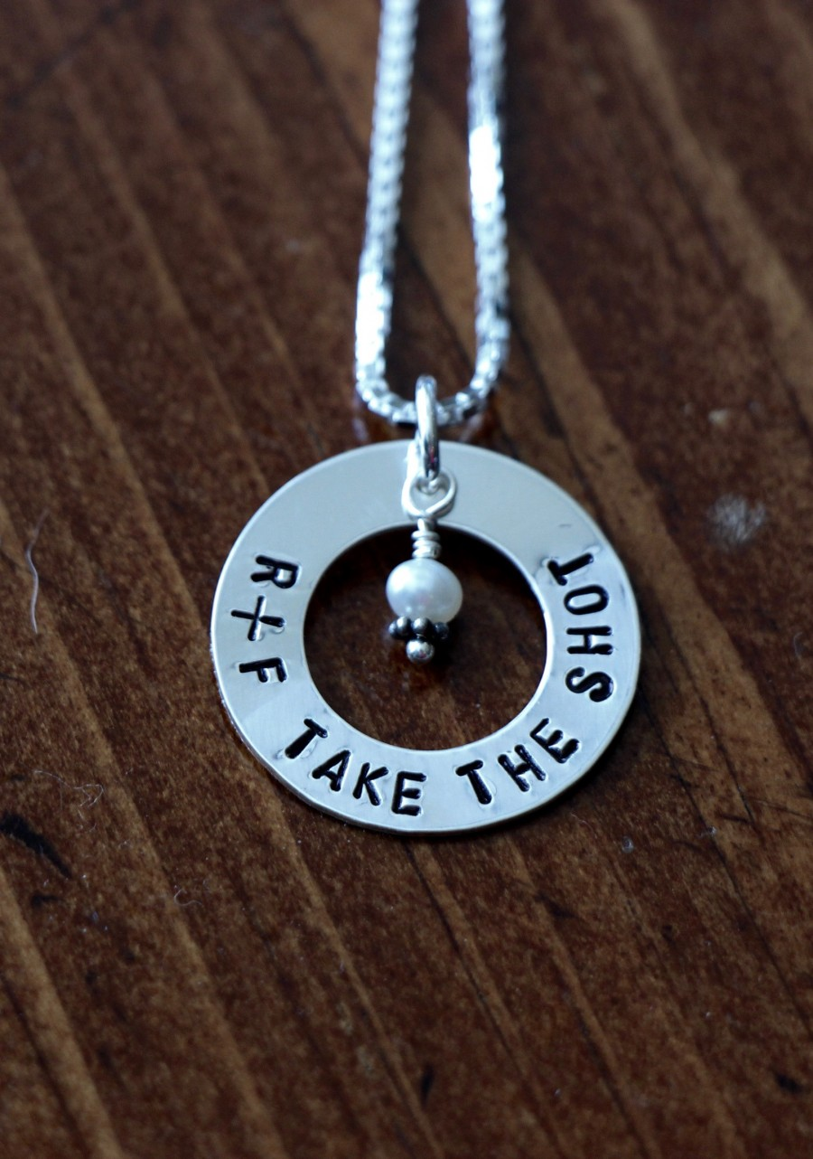 Direct Sales Downline Incentive Gift Personalized Necklace