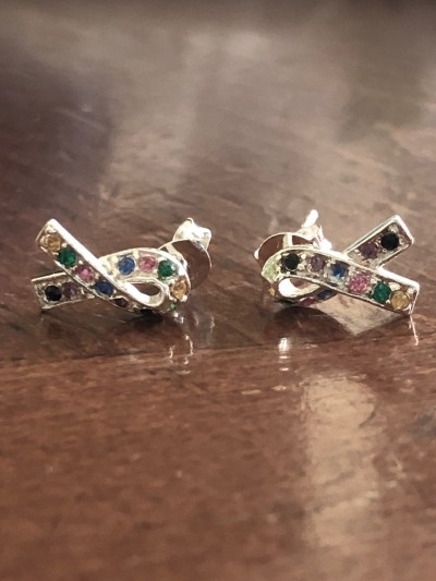 autism awareness jewelery earrings