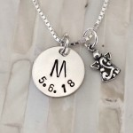 girls first communion necklace gift