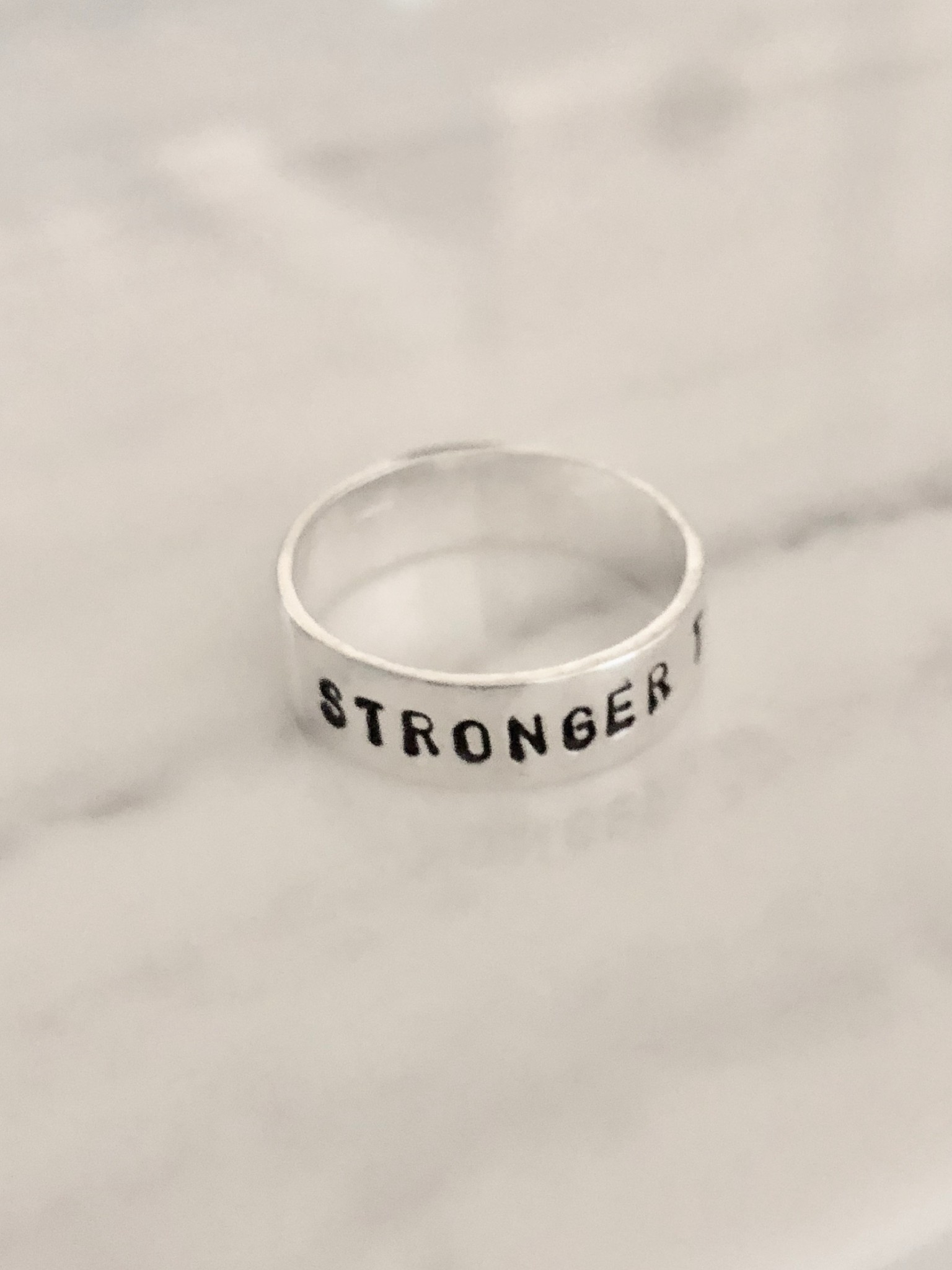 recovery NEDA ring