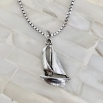 sailing necklace gift for her