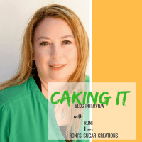 Caking It Interview with Roni from Roni Sugar Creations