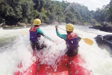 Water Rafting & Canyoning - One Day